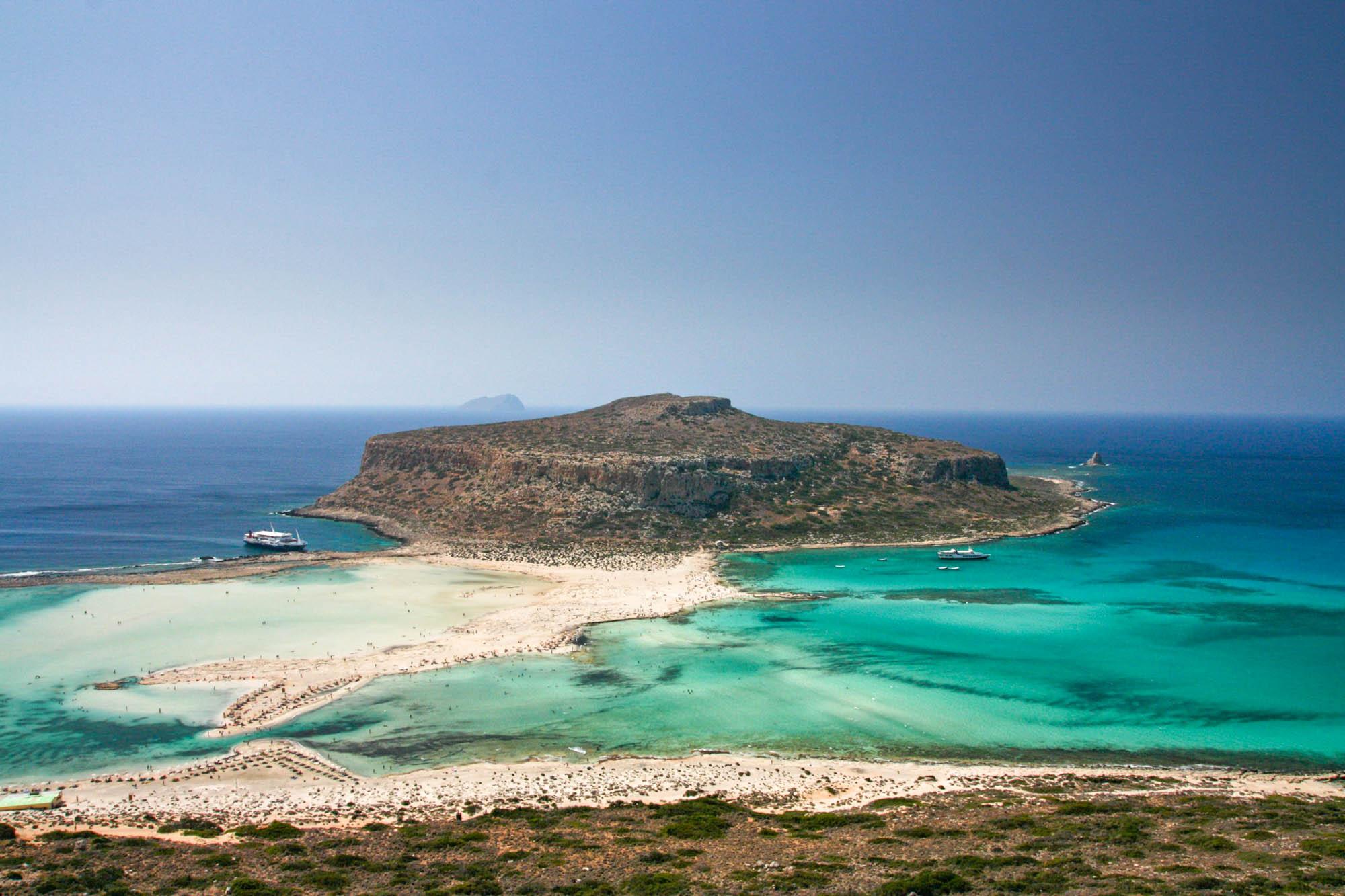 Crete, best party islands in Greece