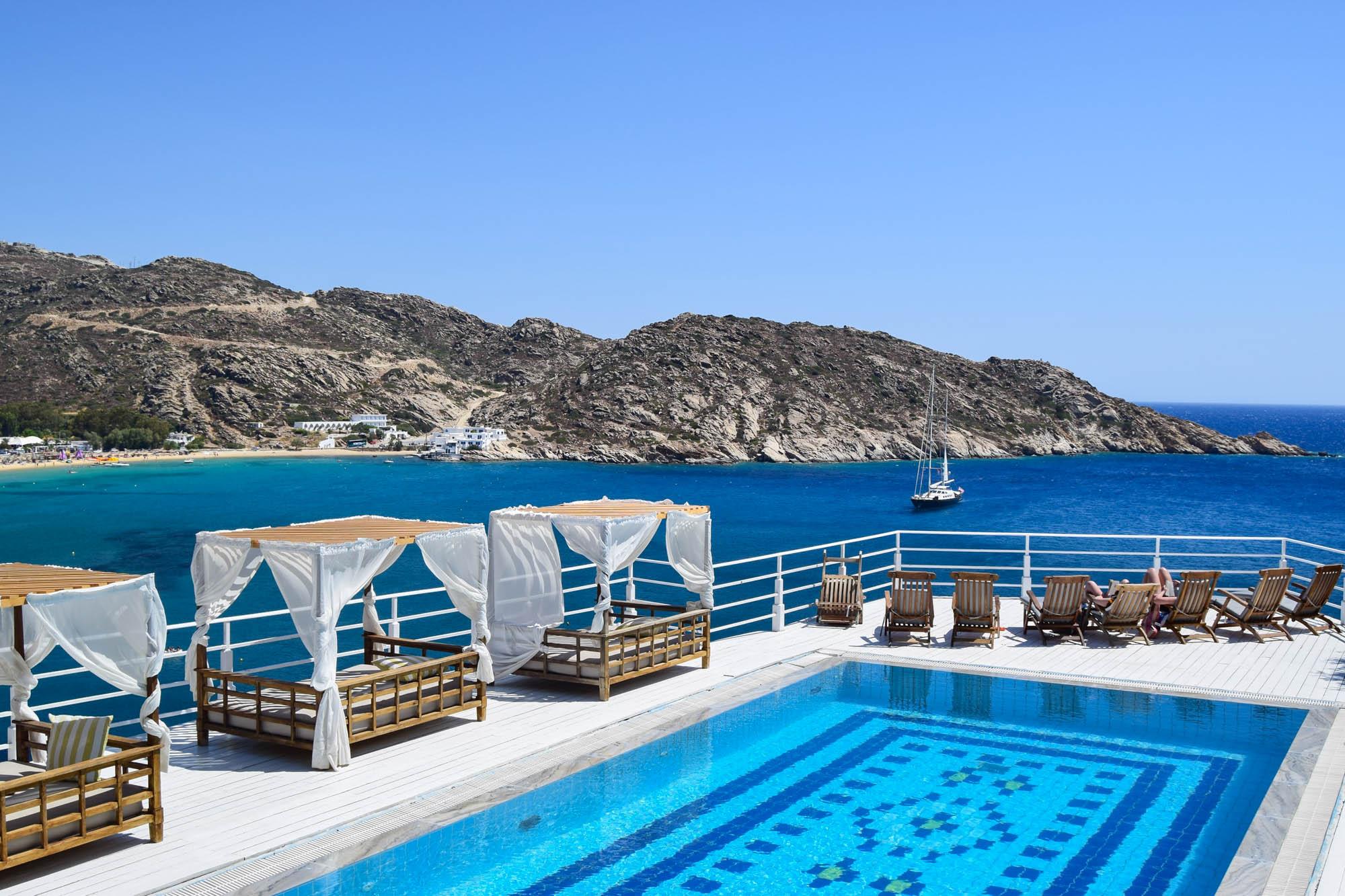 Ios, Greek Party Islands
