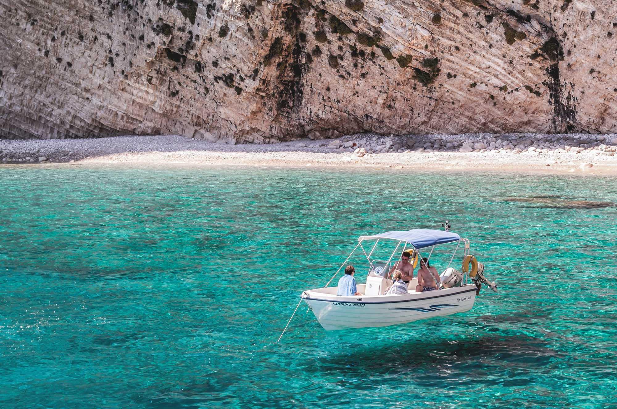 Naxos, Greek Party Islands
