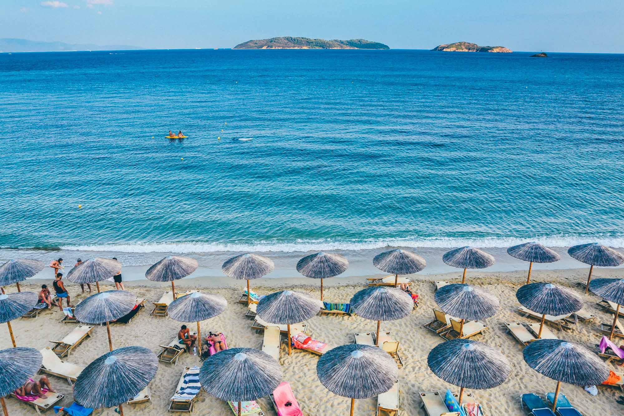 Skiathos. Greek Party Islands