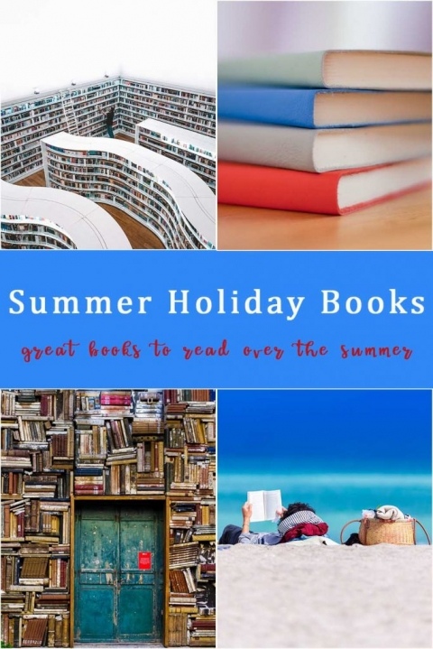 Brilliant summer holiday books to read any time.