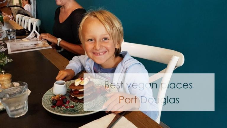 Best vegan jaunts in Port Douglas, Qld.