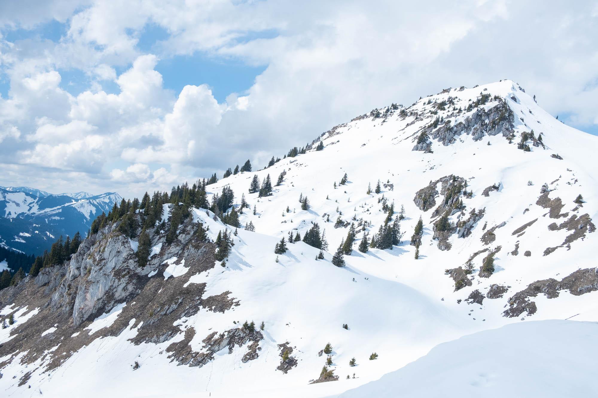 Cold de recon area
