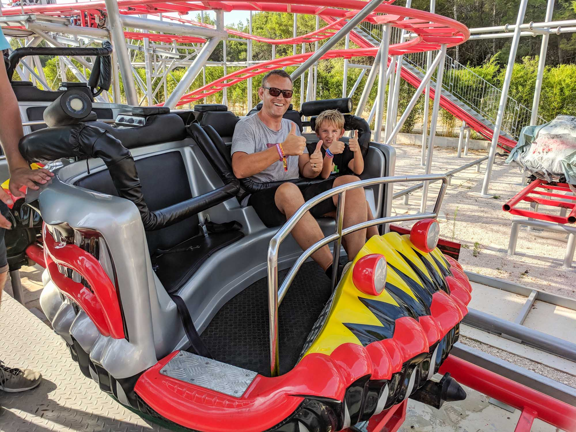 Fun Park Biograd Croatia