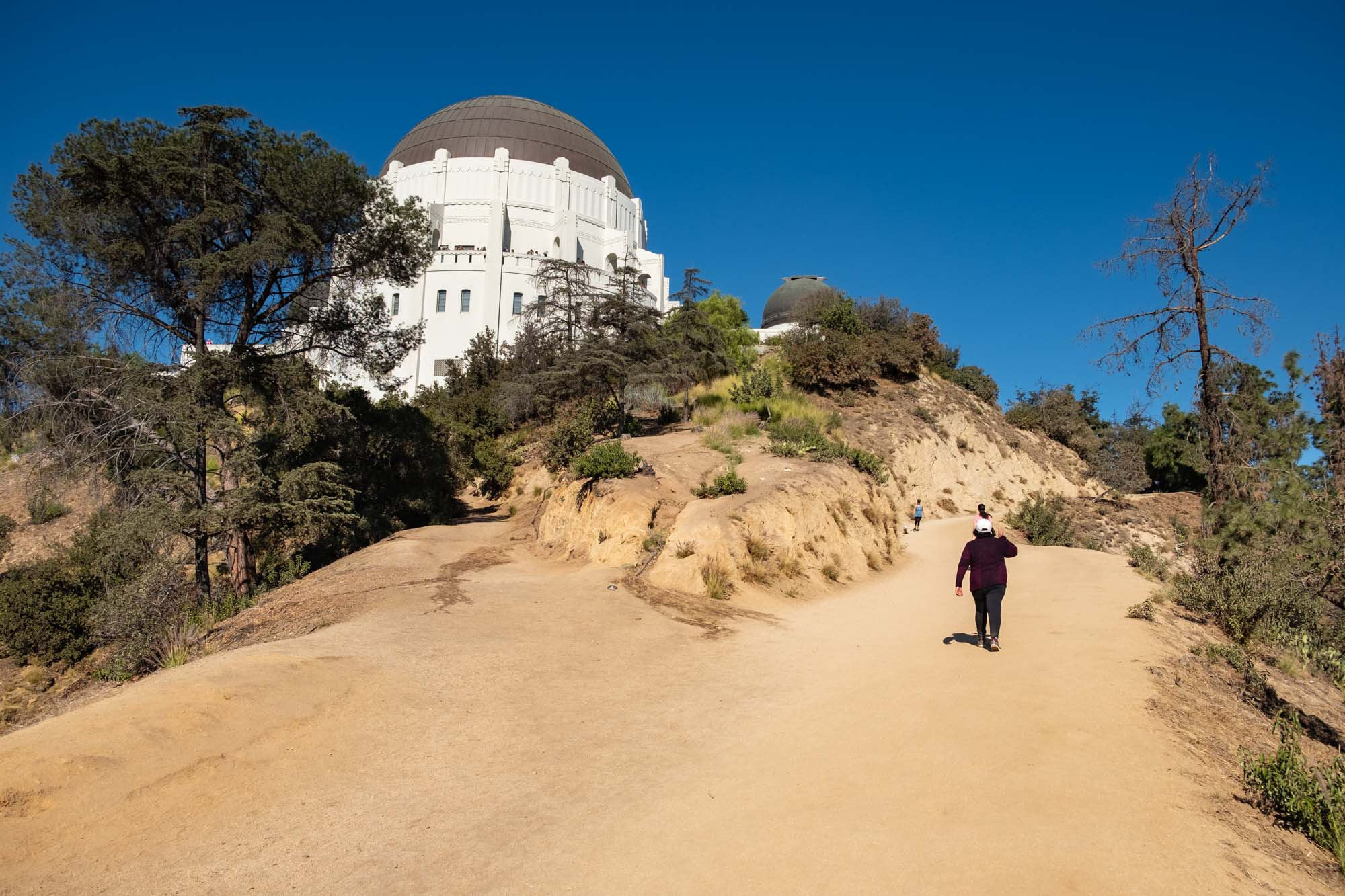 hiking griffith park