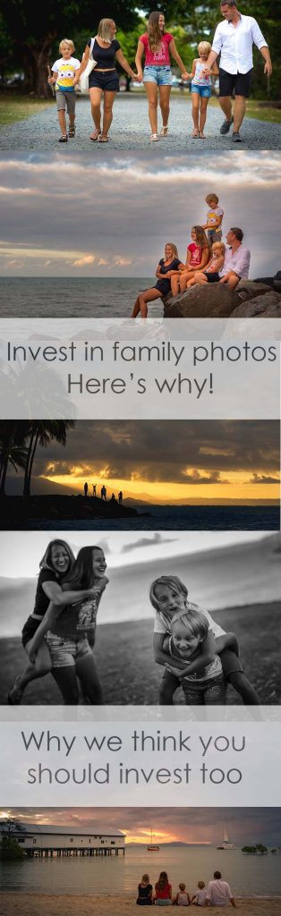 We invest in family photos every two years and we think you should too. Here's ten reasons why and how you can choose your photographer.