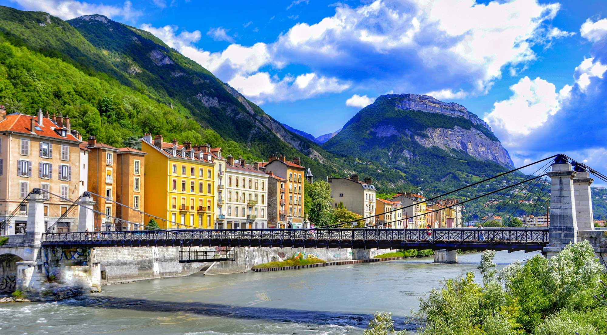 Most beautiful cities in France, Grenoble