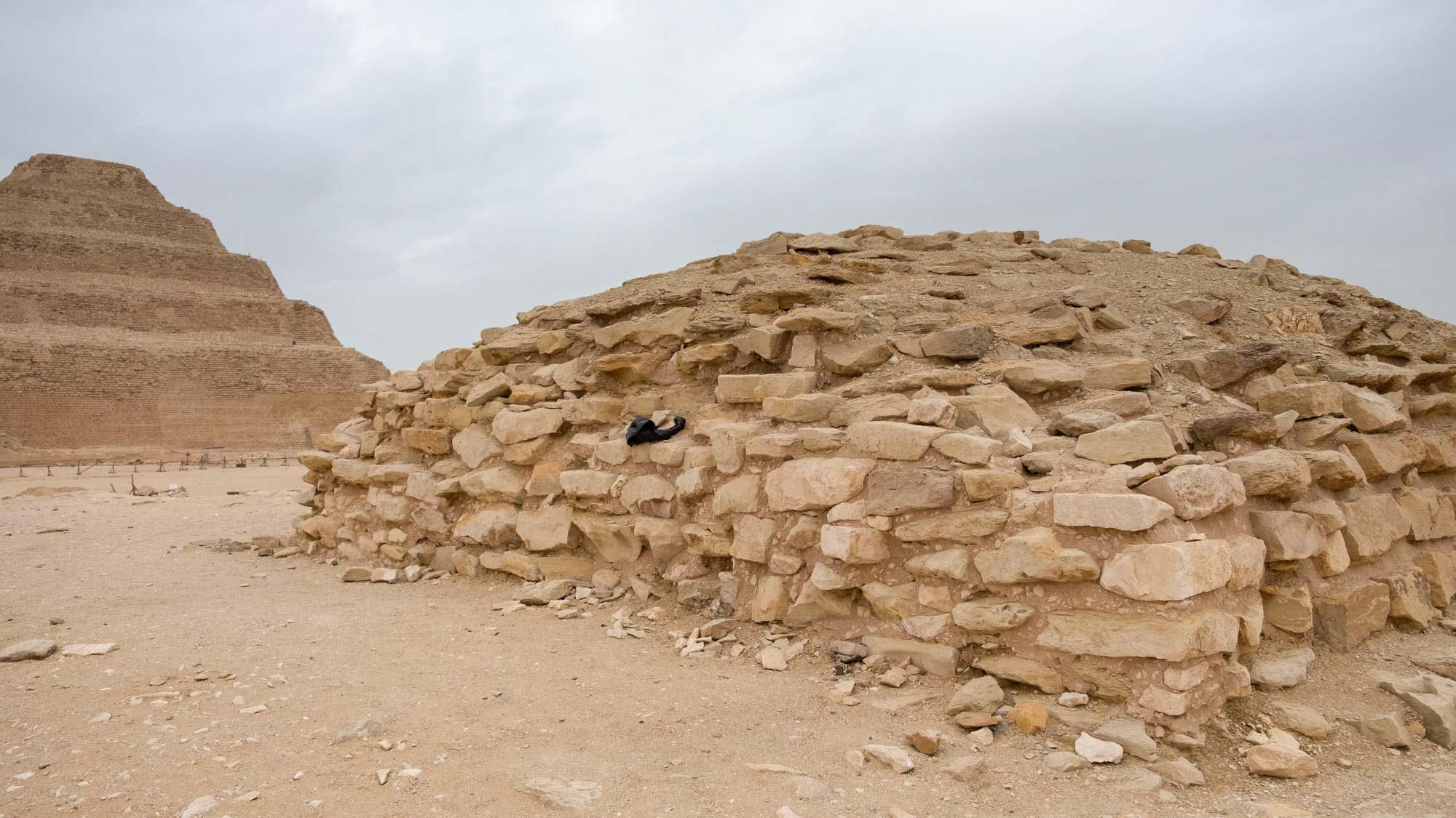 Saqqara Site