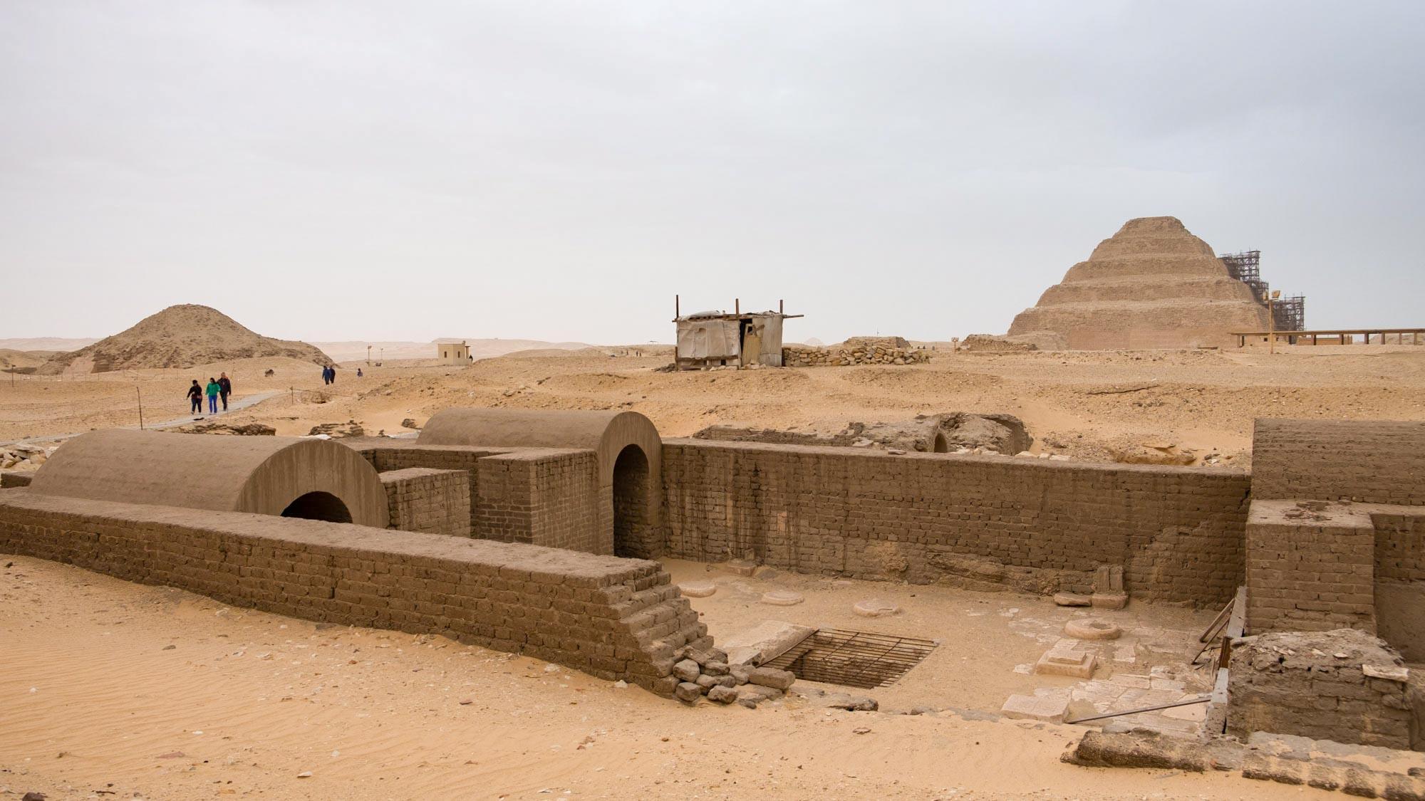 Visiting Egypt Pyramids