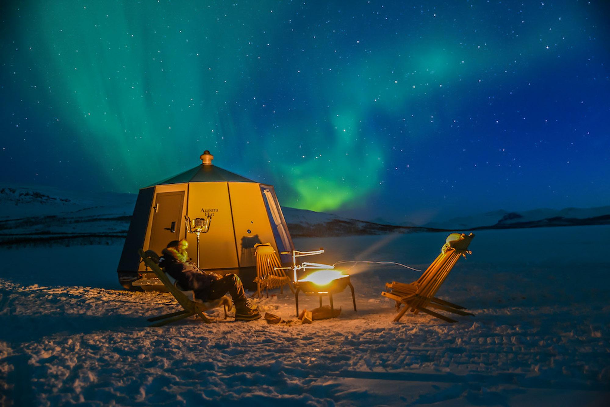 Aurora Hut