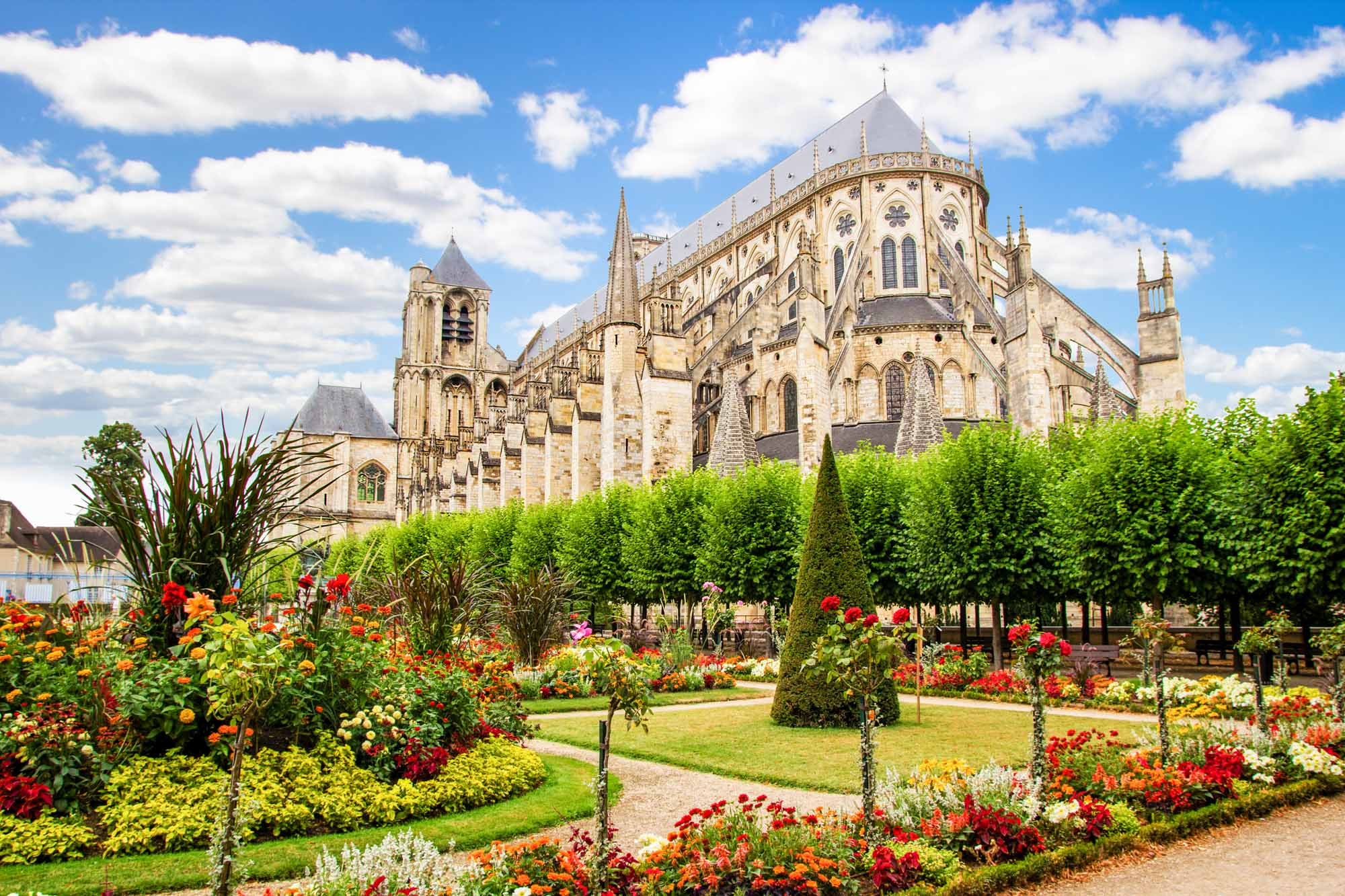 Bourges, most beautiful city in France