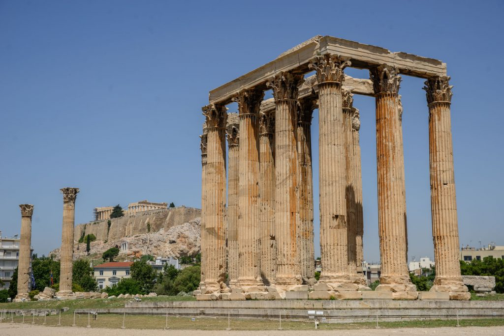 A family itinerary for 3 days in Athens