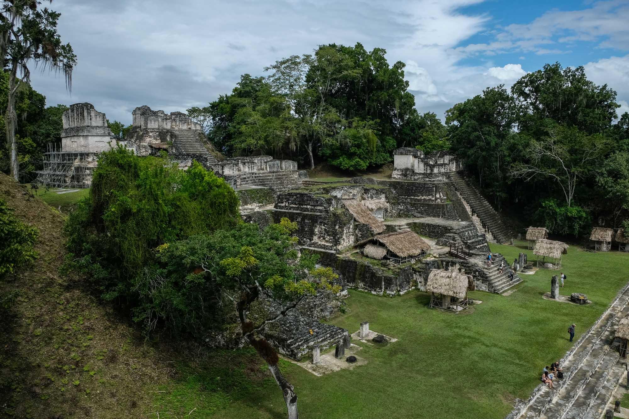 Tikal Complex Temple I