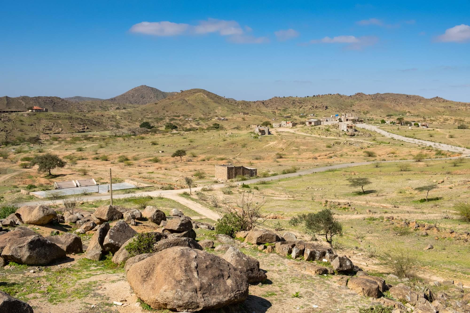 Arkawit Hills, Sudan