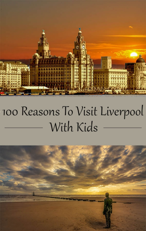 100 Reasons Why Liverpool Is An AMAZING Location For Worldschoolers