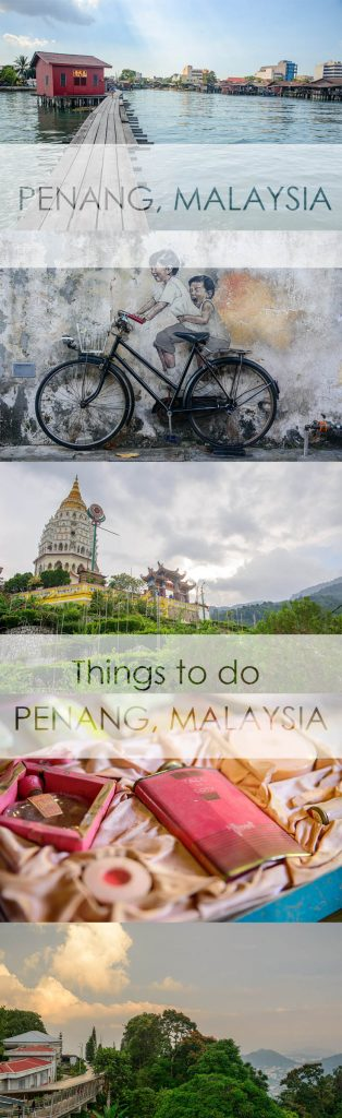 Looking for things to do in Penang, Malaysia. You could book a tour with Deffrey (our tour guide) or you could do it yourself. We've listed an entire day's events that you could easily spread out over a week.