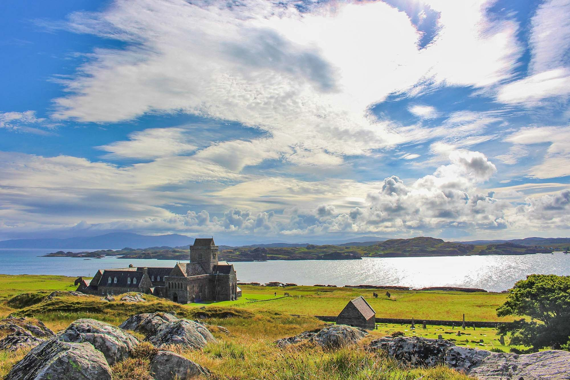 Isles Of Scotland. Isle of Iona