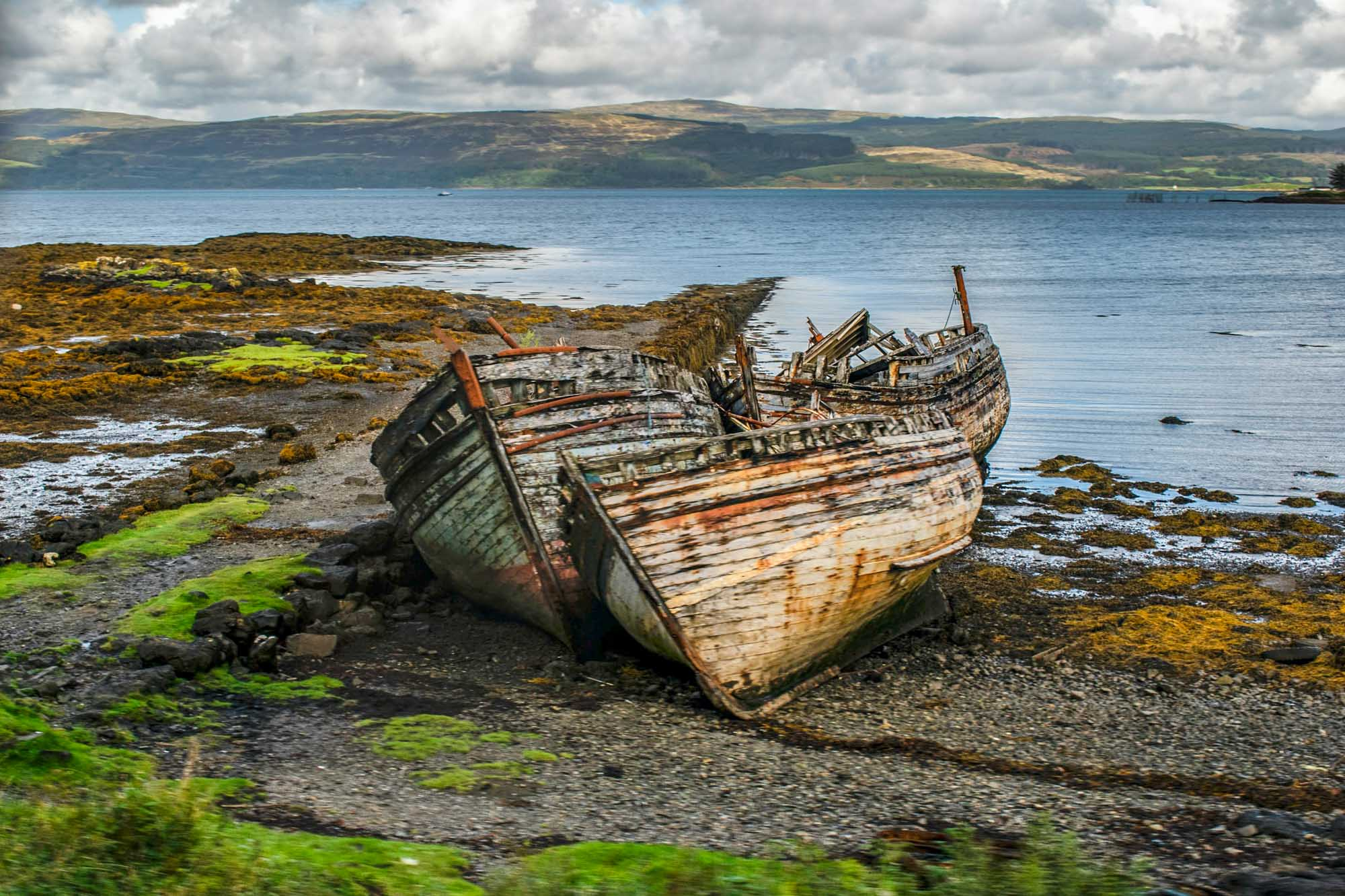 Isles Of Scotland. Isle of Mull