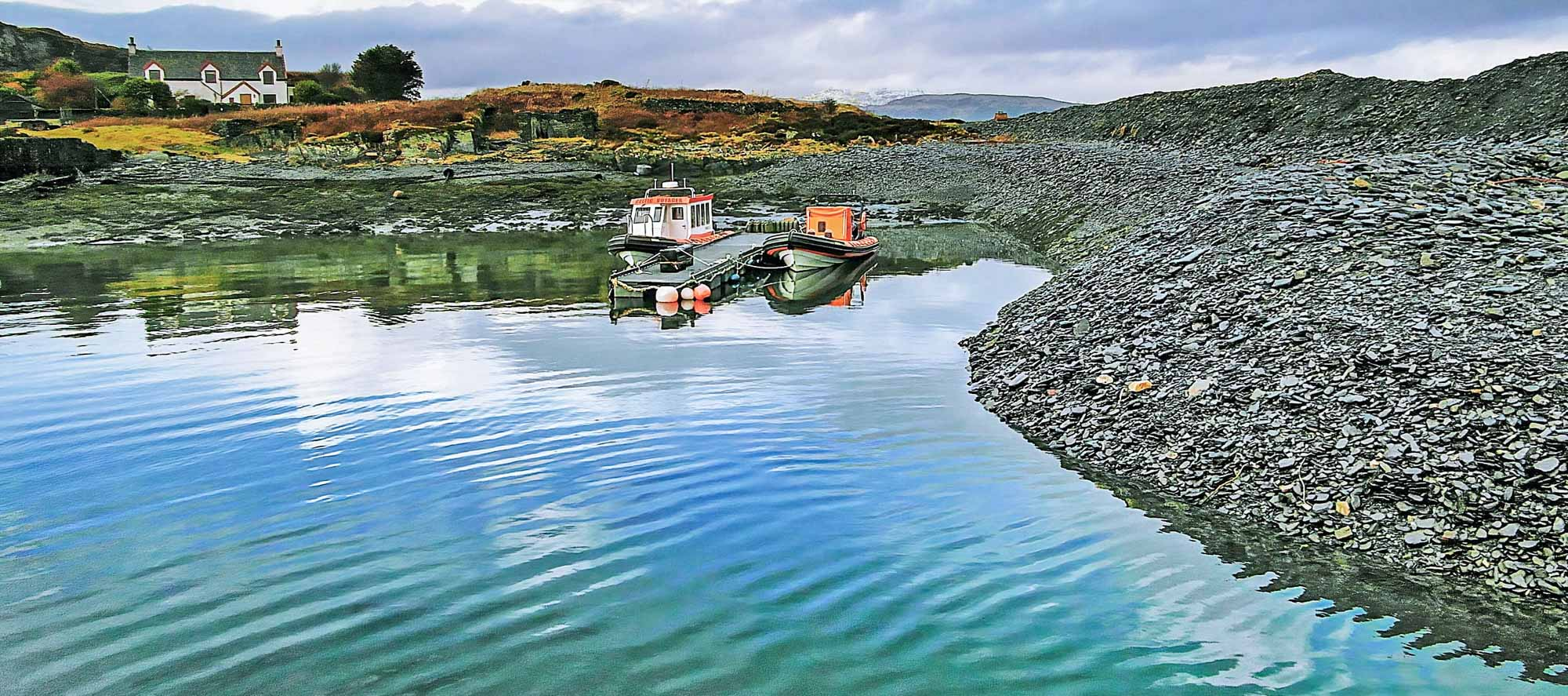 Isles Of Scotland. Isle of Seil