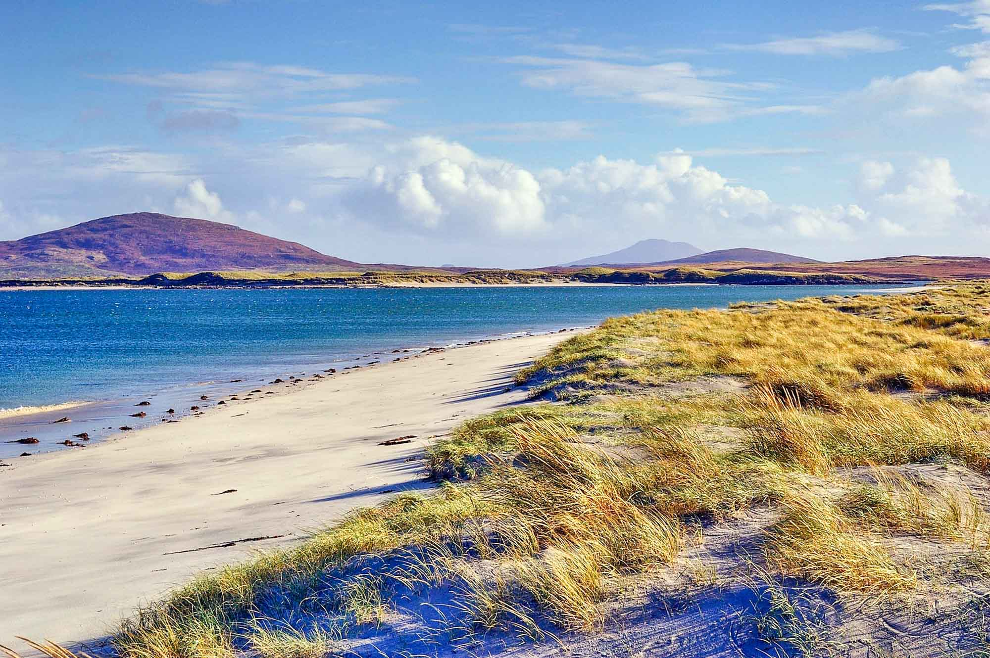 Isles Of Scotland. Uist