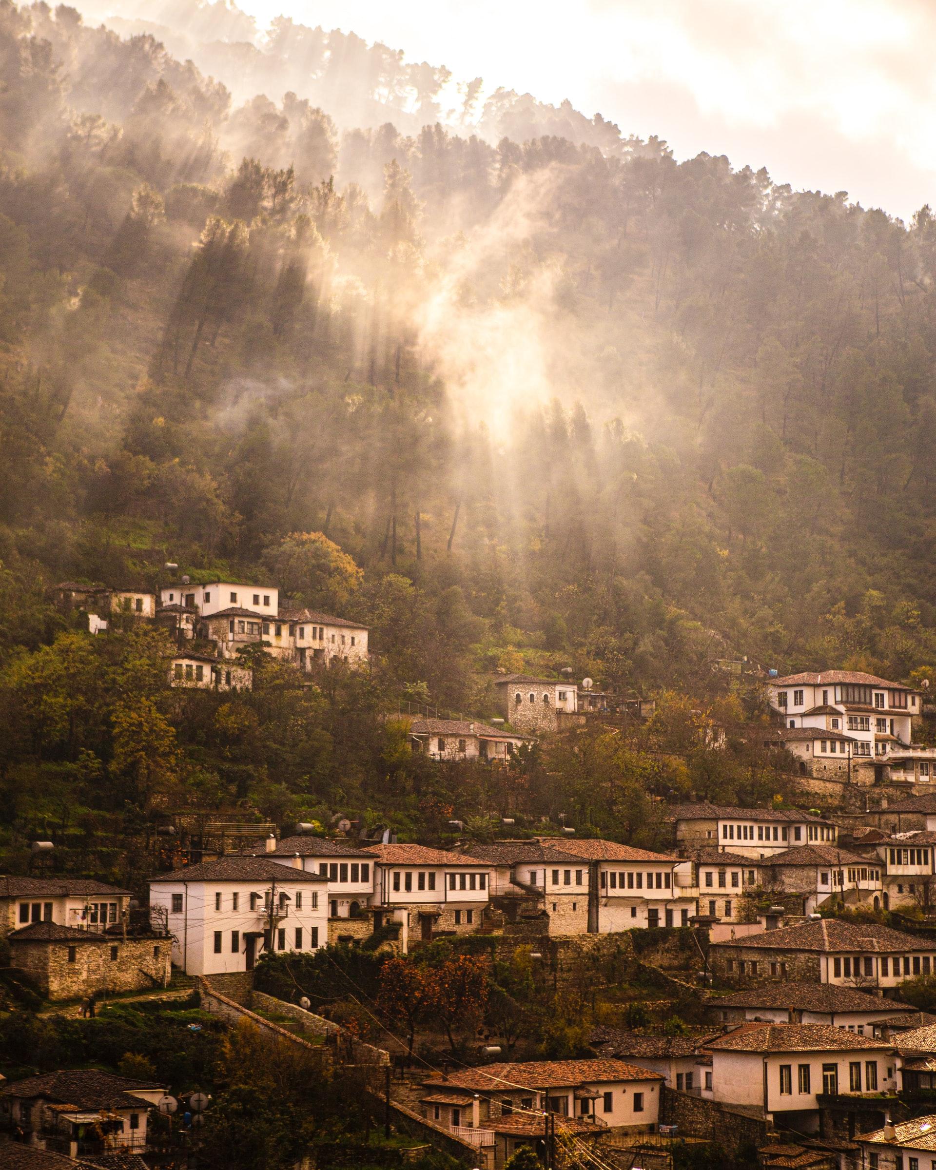 Berat, Albania, eastern europe's most walkable cities