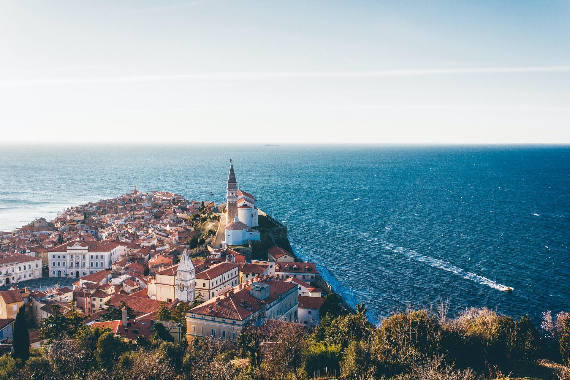 Easteren Europe's Most Walkable Cities. Piran Slovenia