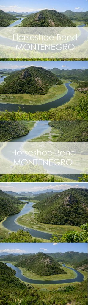 How To Find The Horseshoe Bend Lake Skadar Montenegro