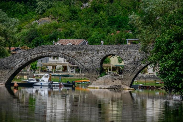 Bridge of Rijeka Crnojevica.