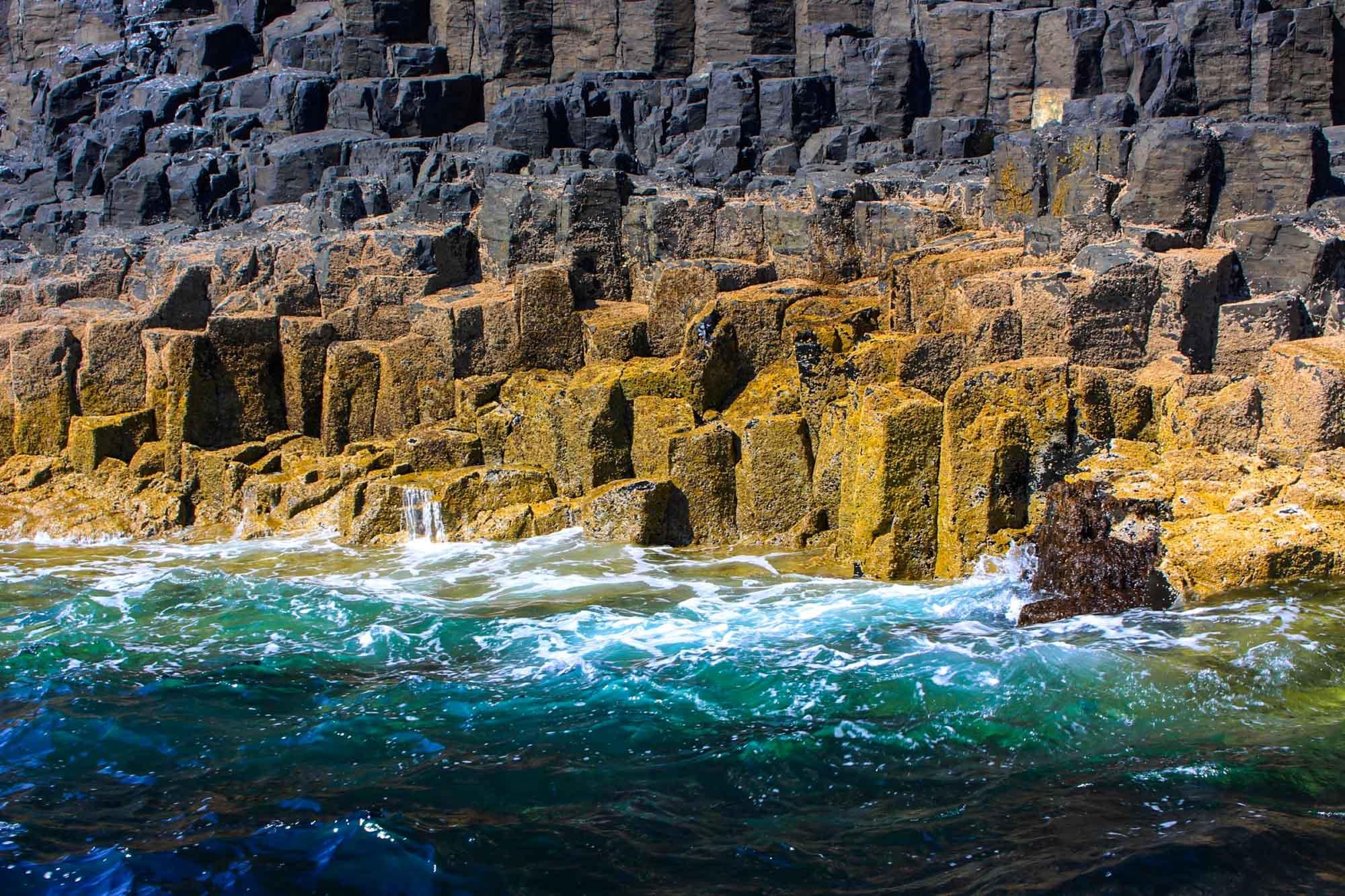 Staffa Island, IOna