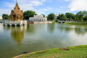 How to make Bang Pa-In Summer Palace fun for kids in 11 easy steps. Thailand