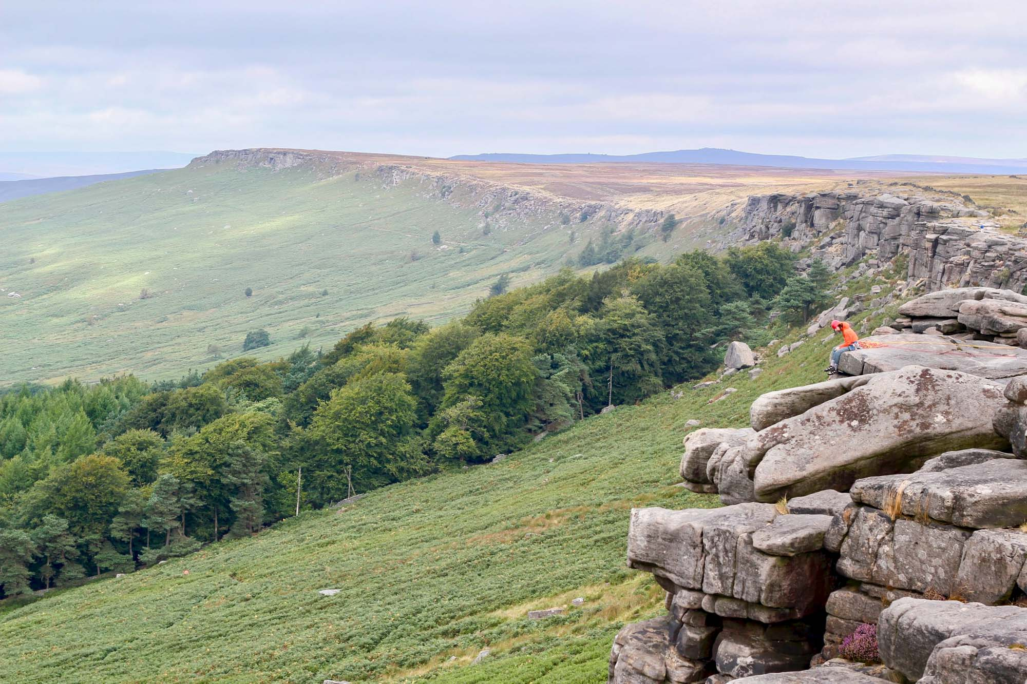 Derbyshire road trip