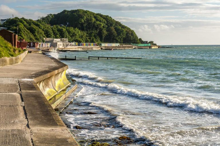 Colwell bay IOW