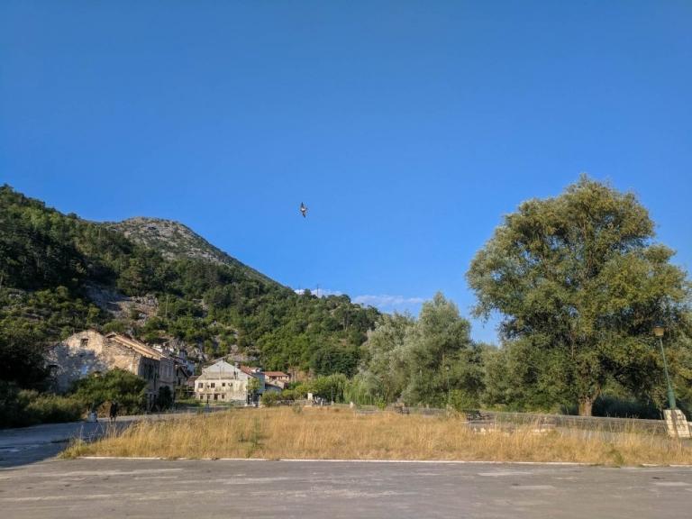 Rural Montenegrin village
