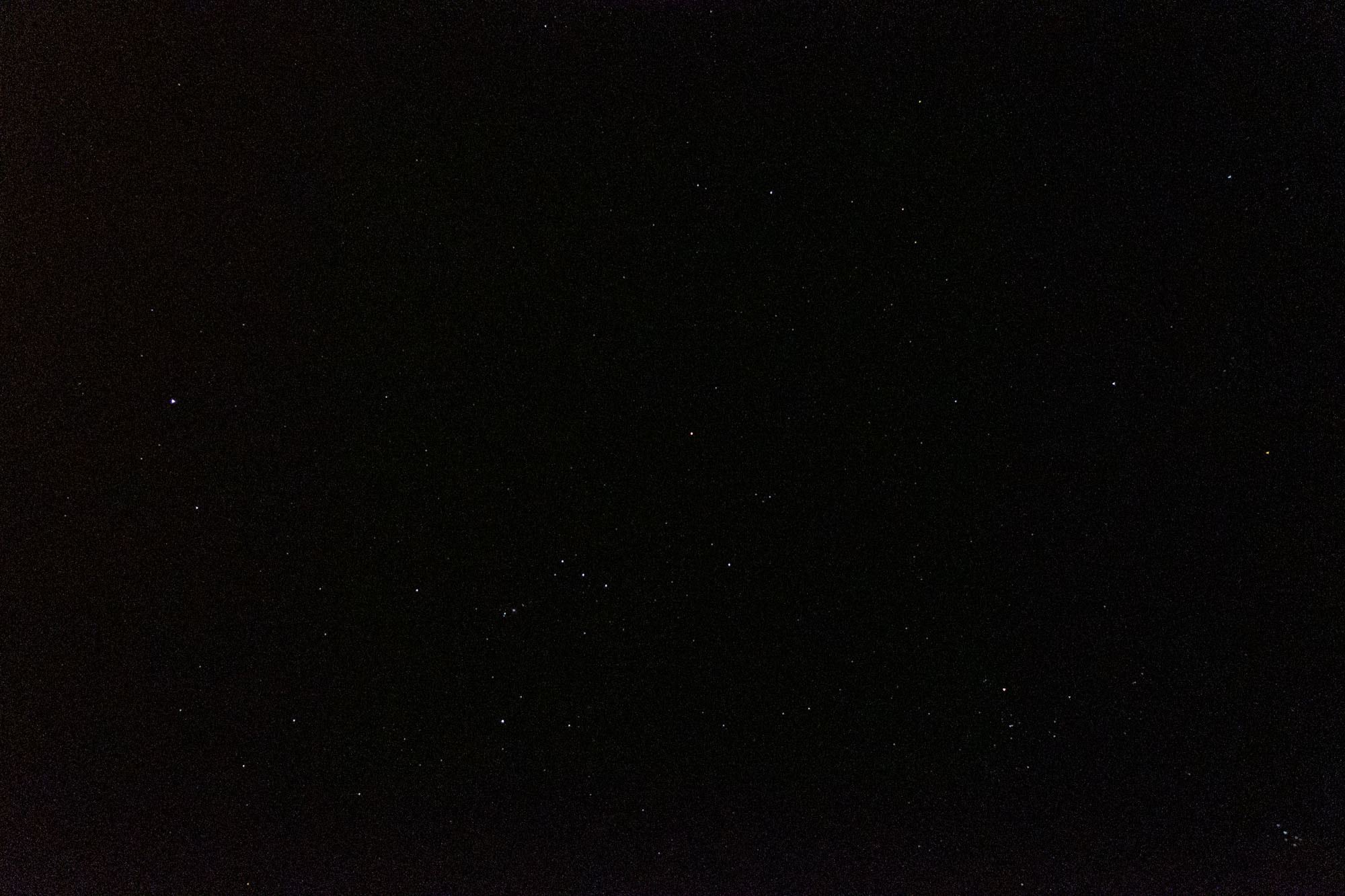 Stars from little petra