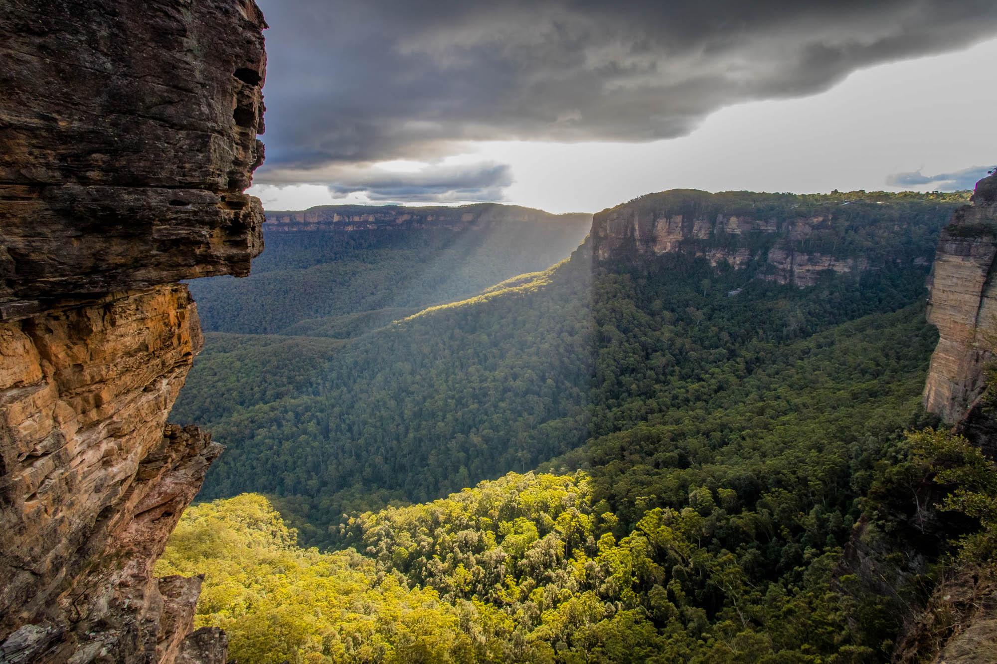 Blue Mountains, Culturally Sensitive Aboriginal Tours