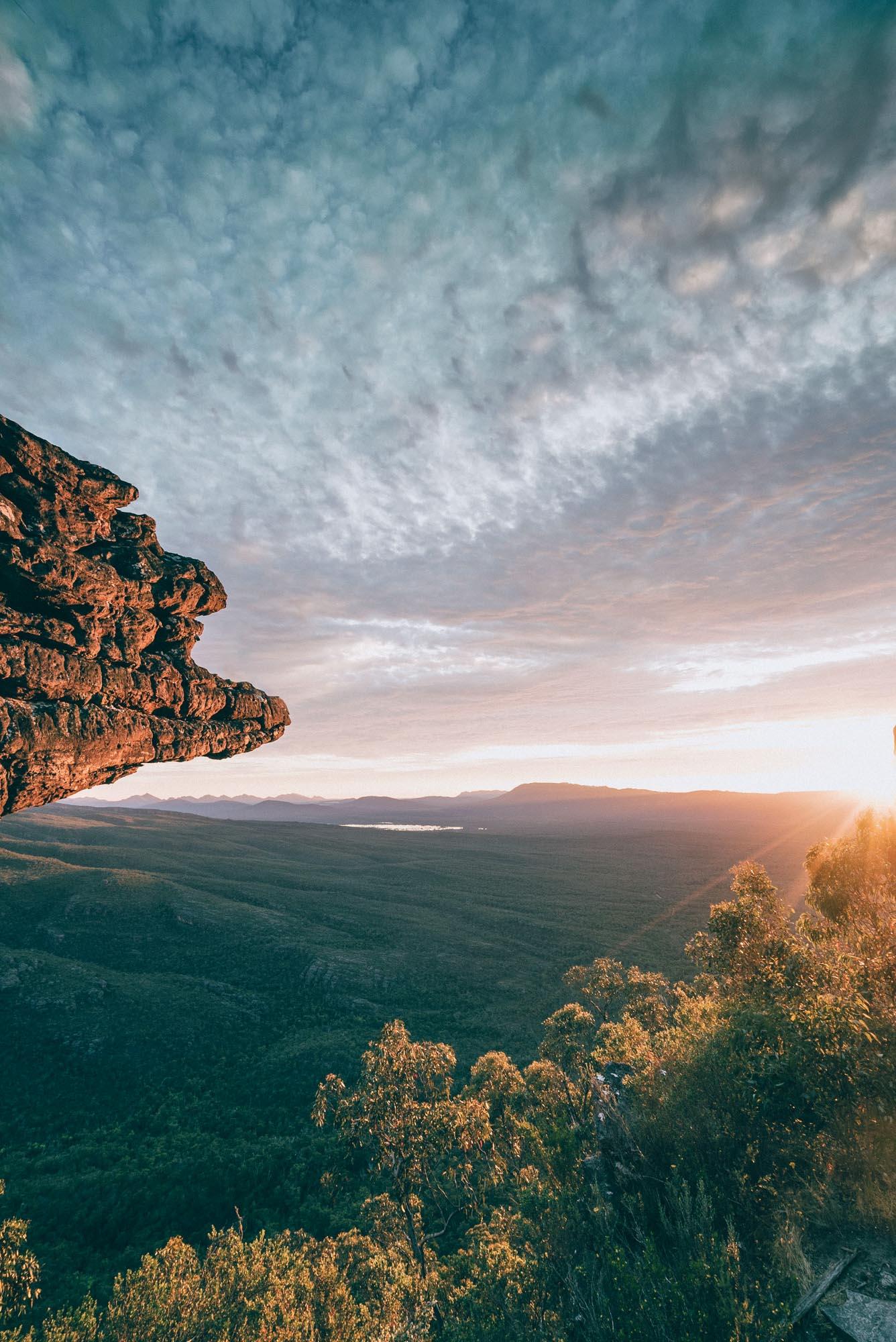 Culturally Sensitive Aboriginal Tours. Grampians National Park
