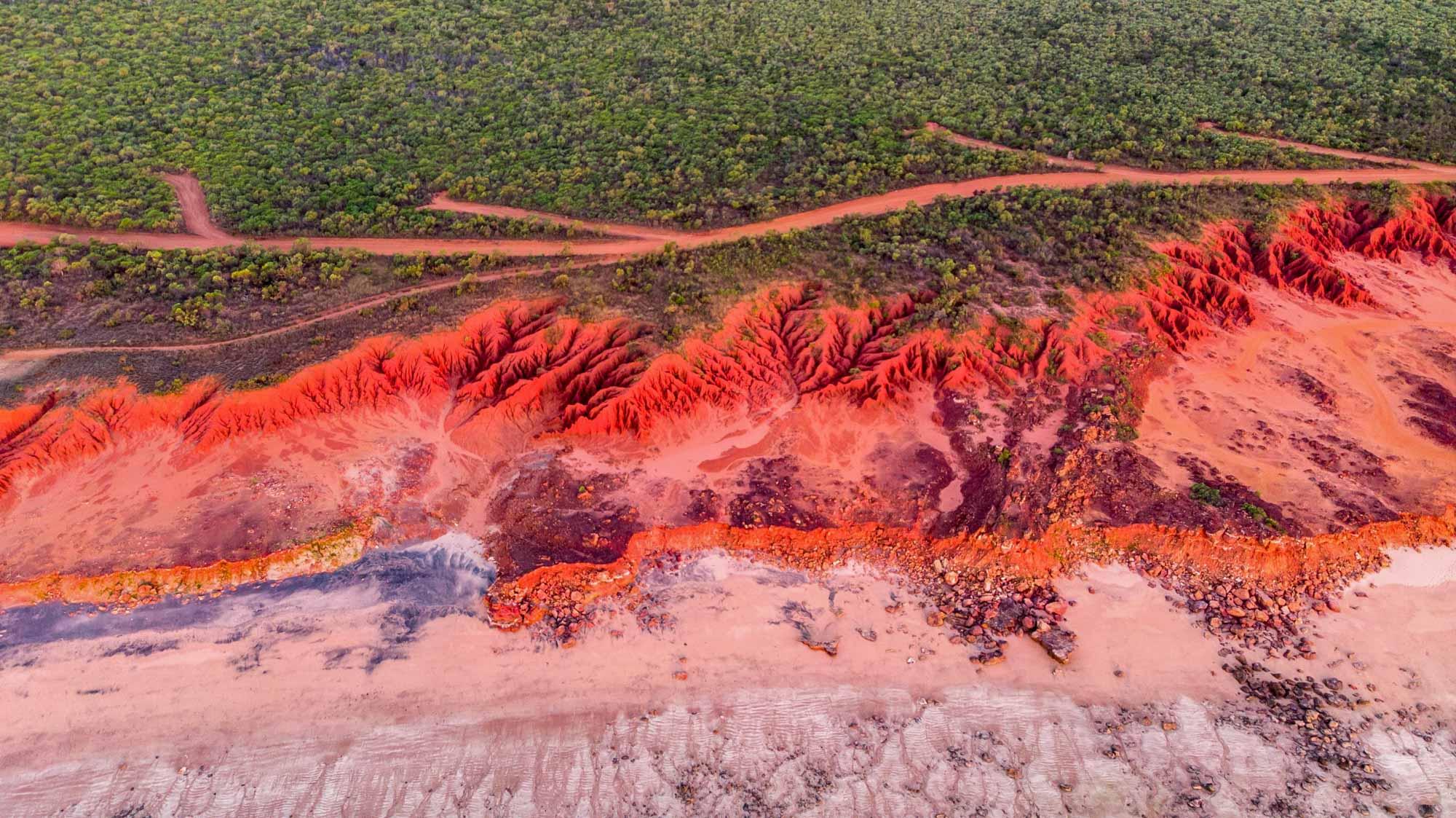 James Price Point , Broome, Australia
