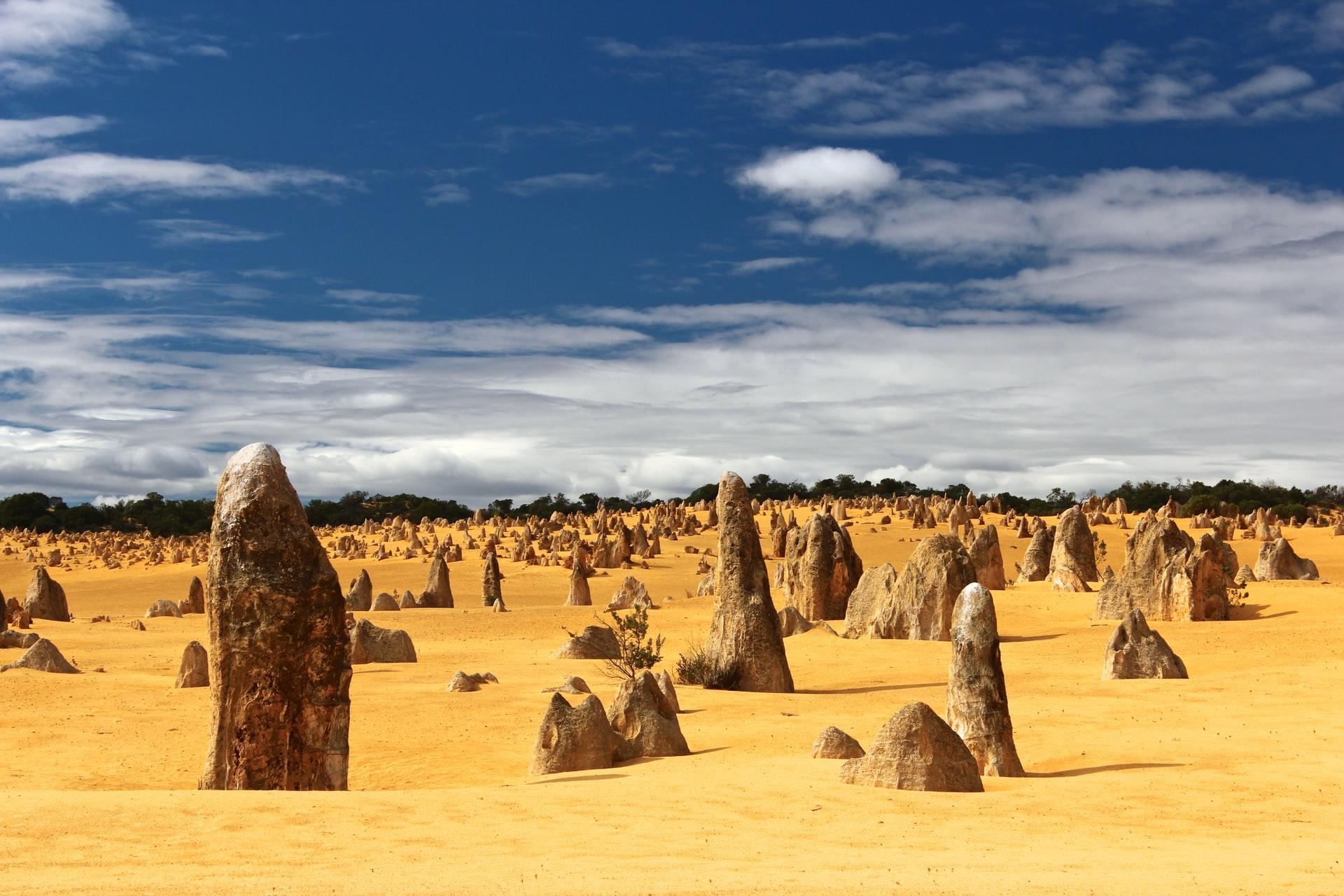 The Pinnacles. Culturally Sensitive Aboriginal Tours