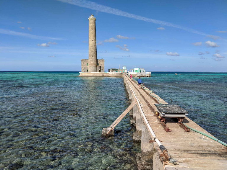 Sanganeb Atoll Lighthouse, Sudan