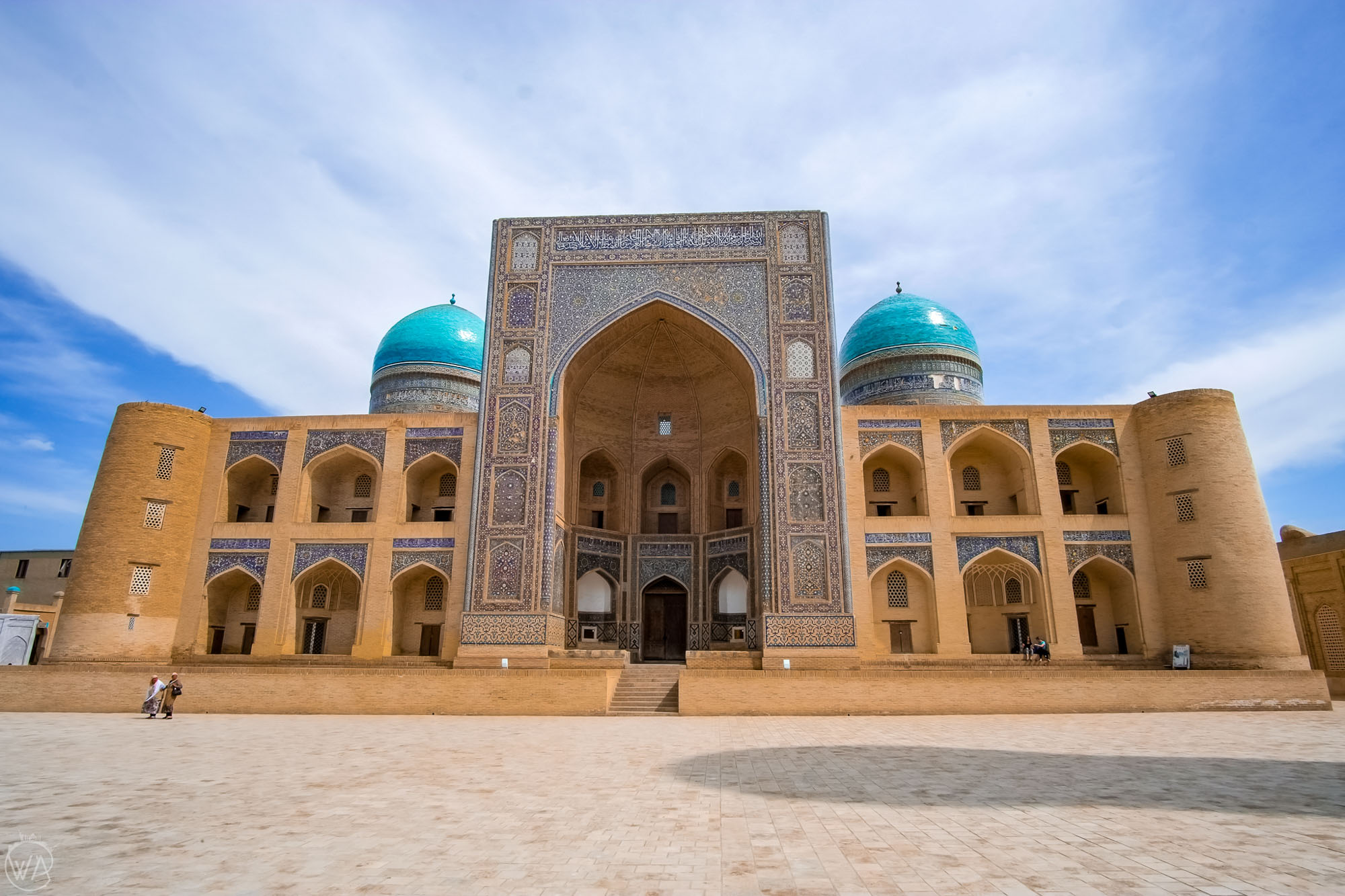 Bukhara. Western & Central Asia's Most Walkable Cities