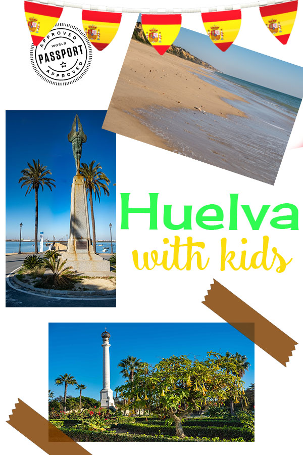 Things to do with kids in Huelva, Spain.