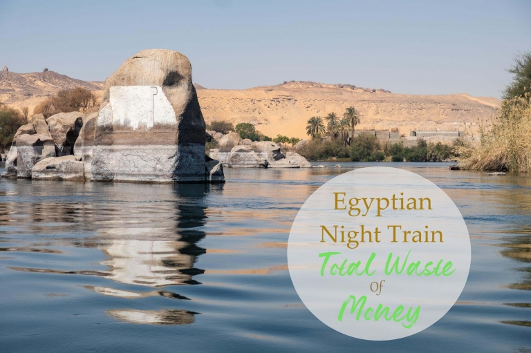 The Egyptian Night Train is a TOTAL waste of money. Read this post to find out why.