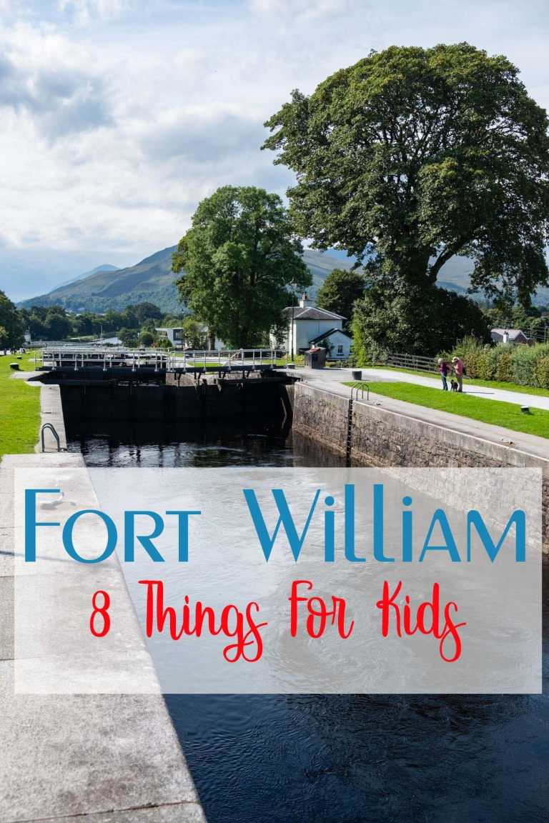 8 things for kids to do in Fort William, Scotland