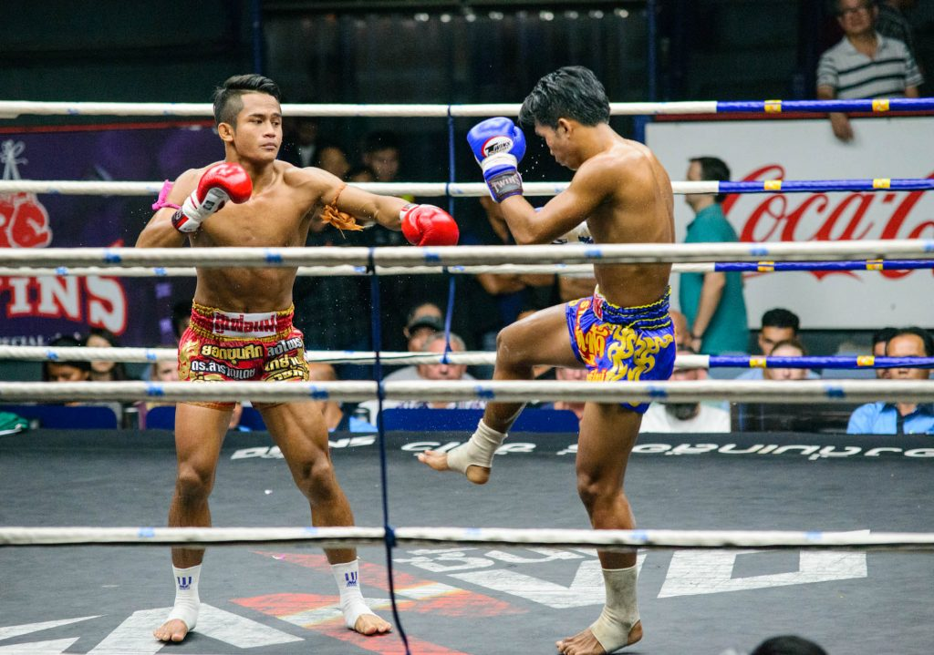 Muay Thai with kids at the Ratchadamnoen Stadium. Is it worth it?