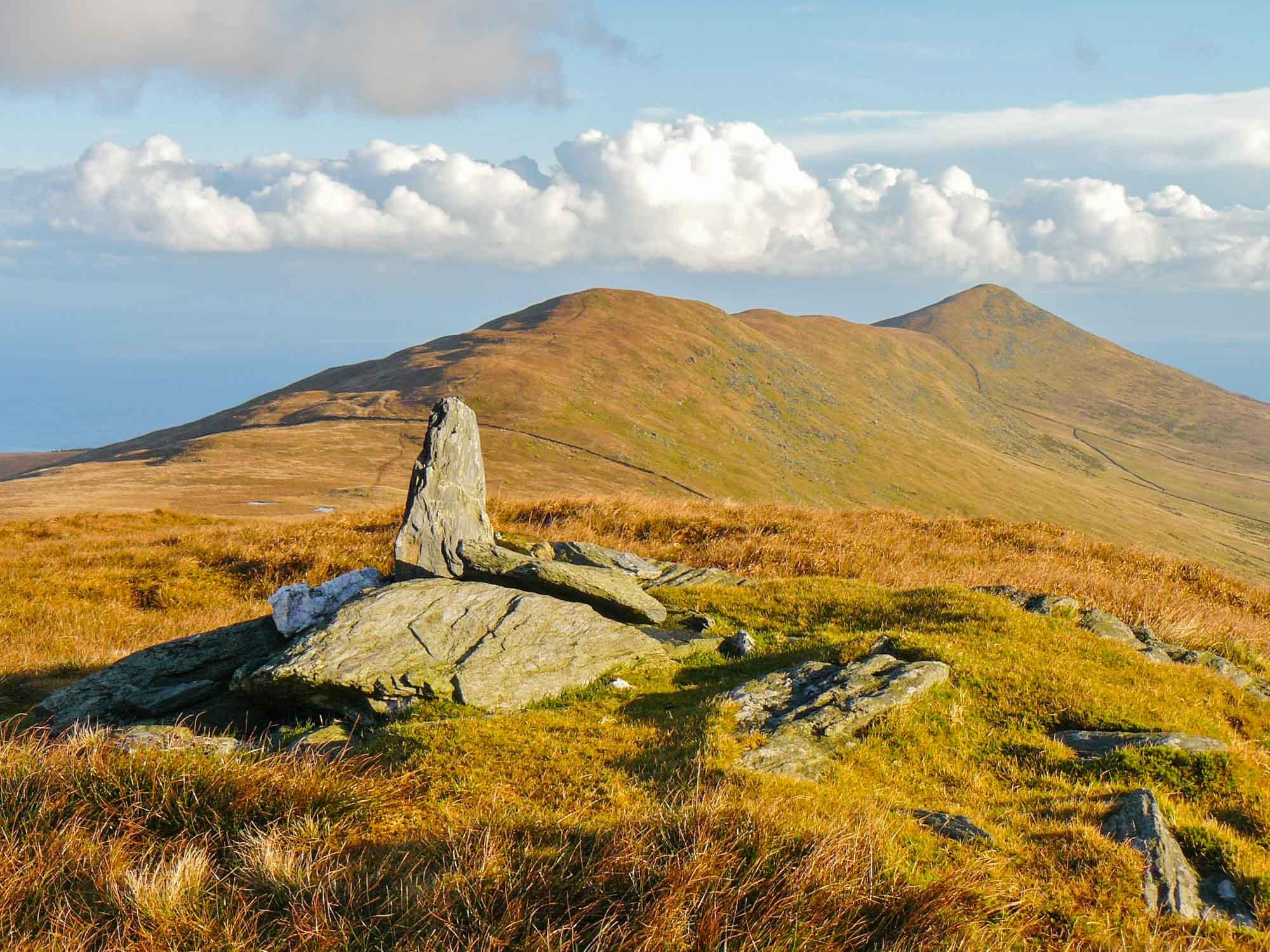 Clagh Ouyr, Isle of Man