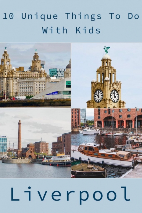 10 unique things to do In Liverpool with kids