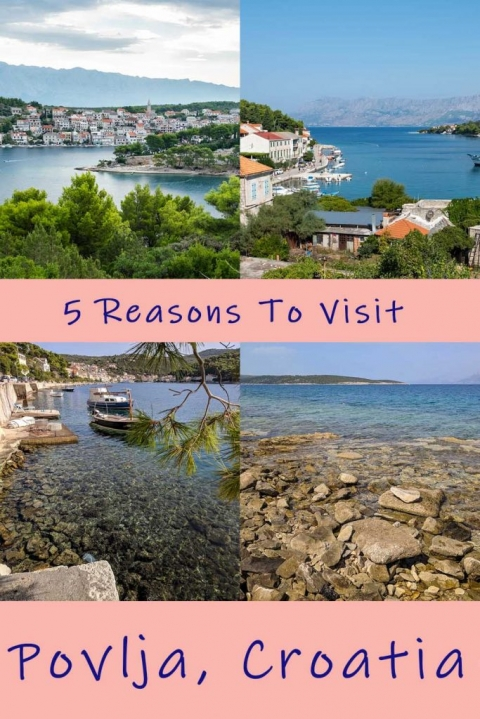 5 reasons to visit Povlja, Croatia