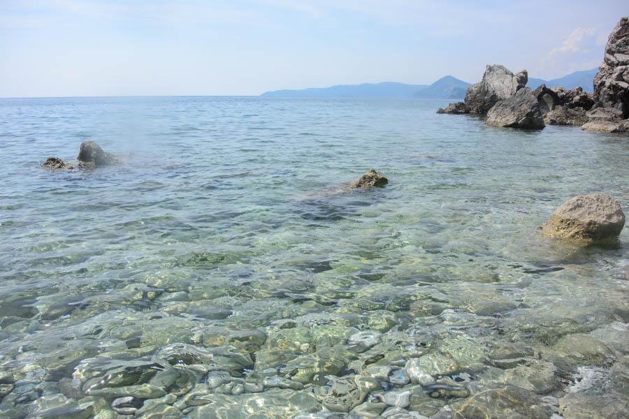 Secret beach that only locals know! Rijeka Reževići, Montenegro