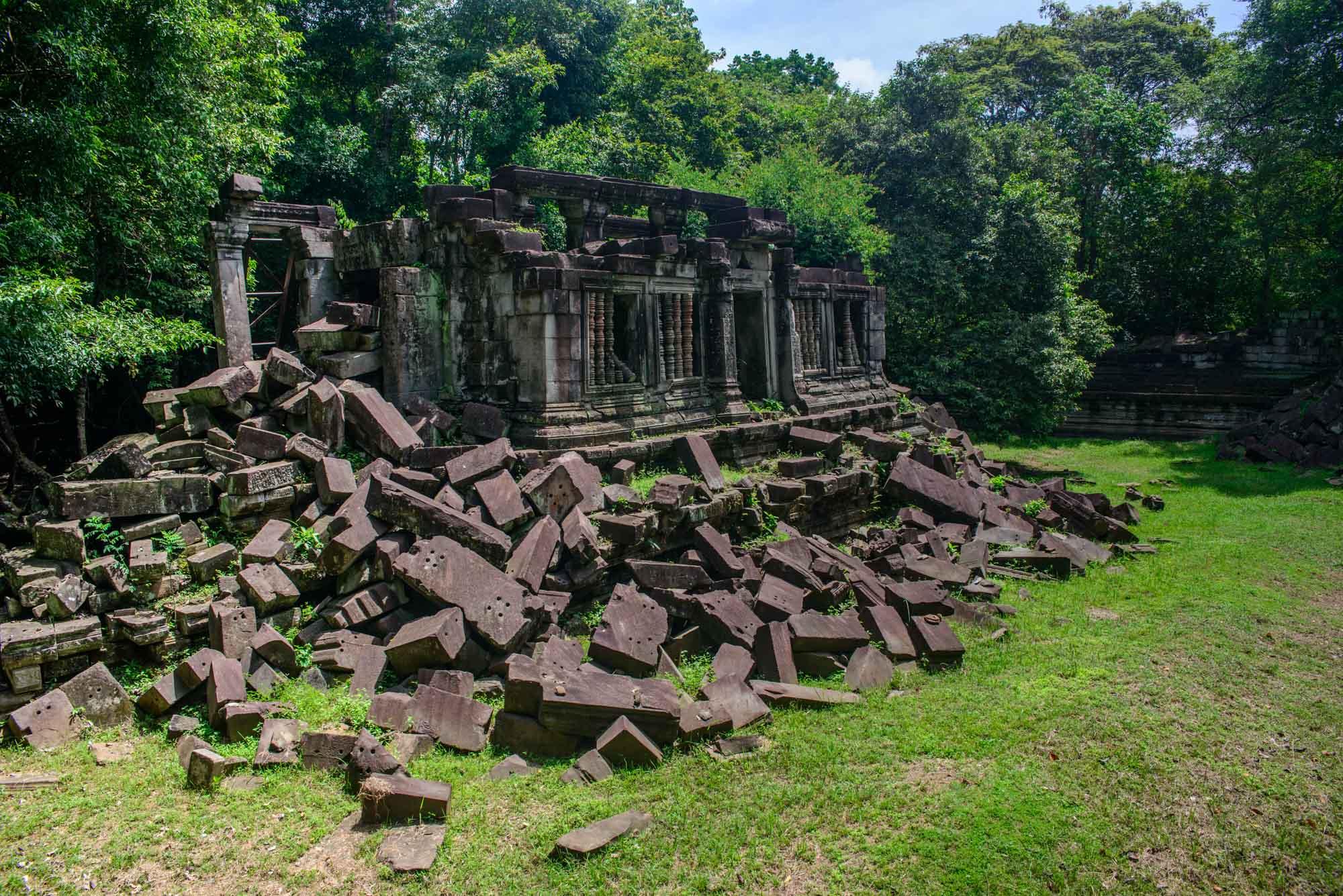 Beng Melea Cambodia