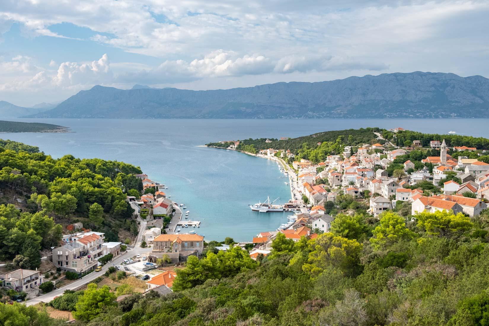 Brac Island, Island Hopping Croatia